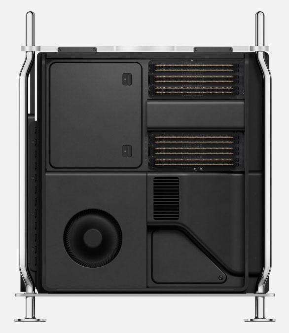 Mac Pro Ram内部