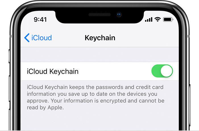 icloud钥匙扣